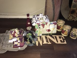 Wine and Grapes Doctor 4 Sale for Sale in Tampa, FL
