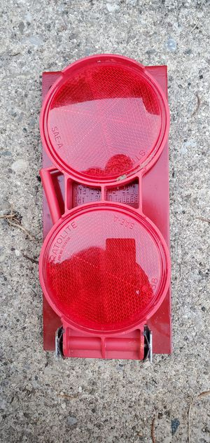 Magna lite reflectors /safety and area markers for Sale in Sidney, OH