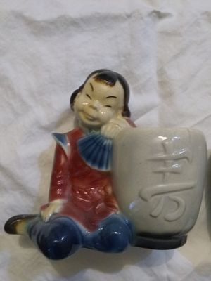 Vintage Asian plant holders for Sale in McKnight, PA