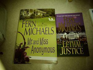 Fern Michaels books for Sale in Hesperia, CA