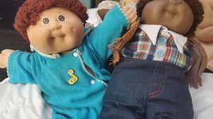 ORIGINAL CABBAGE PATCH dolls for Sale in Murrieta, CA