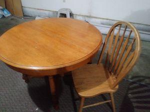 Comedor con 4 sillas. for Sale in Kent, WA