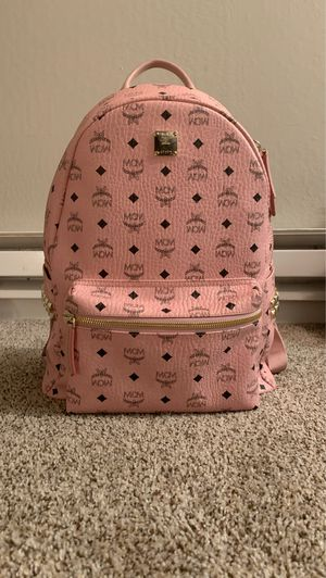 MCM PINK BACKPACK for Sale in San Leandro, CA