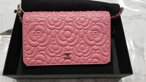 Chanel wallet on chain WOC for Sale in HUNTINGTN BCH, CA