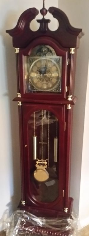 Grandfather clock for Sale in Sharon Hill, PA