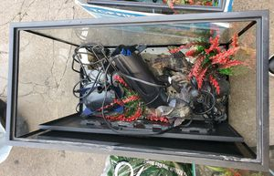 29g Aquarium tank for Sale in River Grove, IL