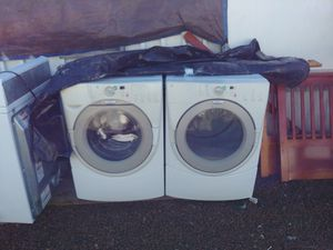 Whirlpool set gas for Sale in Vista, CA