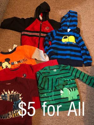 18 month boy clothes for Sale in Wichita, KS