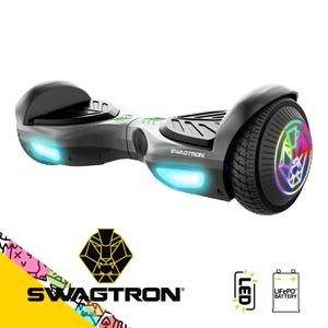 Hoverboard with Light-Up Wheels & Balance Assist, Exclusive UL-Compliant LiFePo™ Battery Tech (2020 Updated Version) for Sale in Syosset, NY