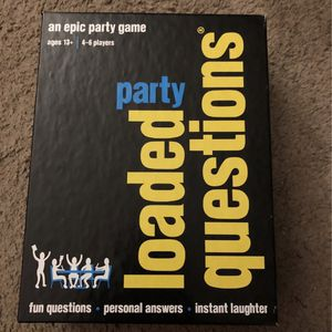 Loaded Questions Game for Sale in Brooklyn Park, MN