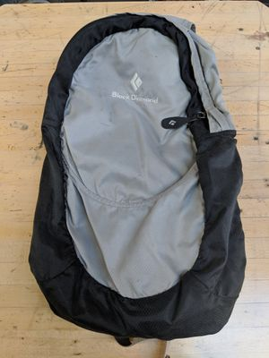 Black diamond bullet backpack with hydration reservoir for Sale in Seattle, WA