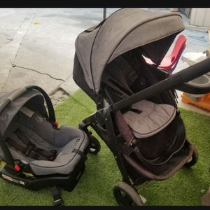 Graco stroller And Carseat TRADE For 7 Enfamil formula for Sale in Commerce, CA