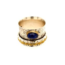 Silver 925 Lapis Ring for Sale in Brandywine,  MD