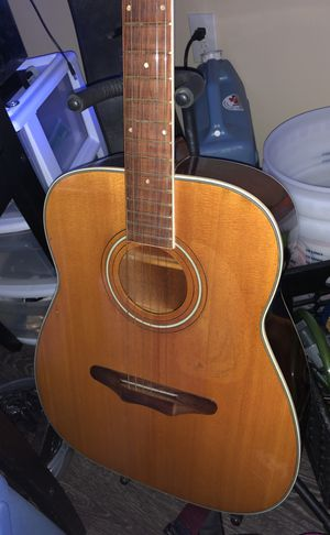 Harmony Sovereign Vintage 1967 acoustic guitar for Sale in Fairfax, VA