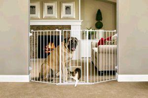 Walk-Thru Gate with Pet Door for Sale in Lansing, MI