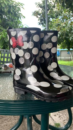 Disney Rain boots!! Never used for Sale in Homestead, FL