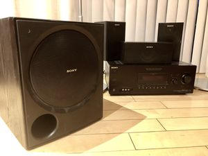 Sony Home Theater for Sale in Renton, WA