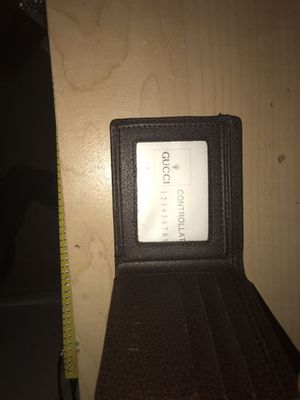 Gucci wallet for Sale in Stafford, TX