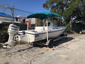19 ft dusky Center console boat for Sale in Miami, FL