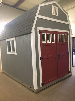 Premier Tall Barn Tuff Shed for Sale in Tulare, CA
