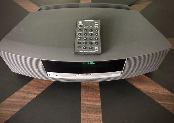 Bose Wave Music System 3