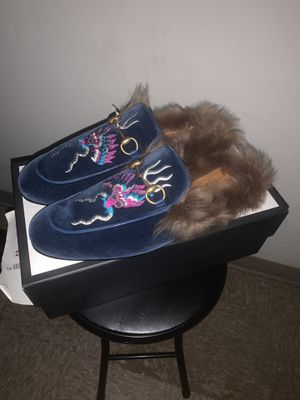 Gucci shoes size 12 for Sale in Pittsburgh, PA