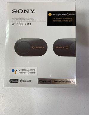 Sony WF-1000xm3 for Sale in Goodyear, AZ