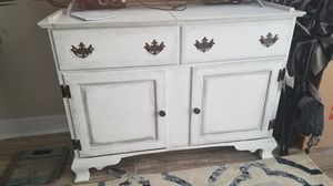 Antique Dry Sink, Rock Maple, TV Stand for Sale in Dulles, VA