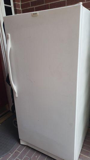 Freezer 14ft cub, excelentes condiciones, funciona muy bien, esta conectado for Sale in Humble, TX