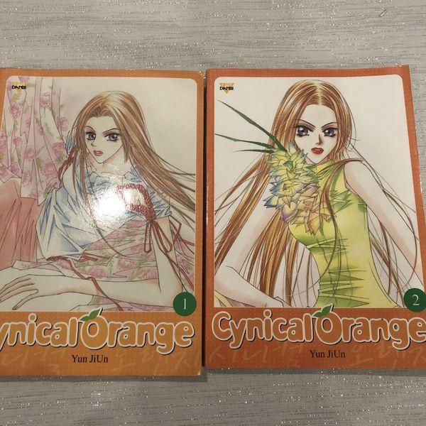 Cynical Orange manga