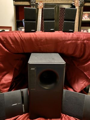 Bose Acoustmass 7 for Sale in Strongsville, OH