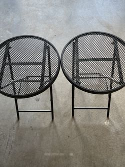 2 Small Outdoor Coffee Table for Sale in Hillsboro,  OR