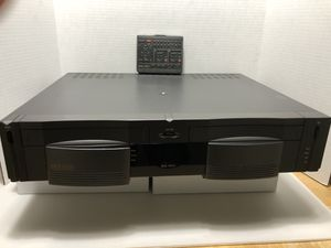 Go Video VCR tape to tape recorder with remote for Sale in Orland Park, IL