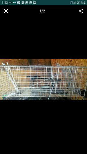 Live Trap 38x13x12 for Sale in Colorado Springs, CO