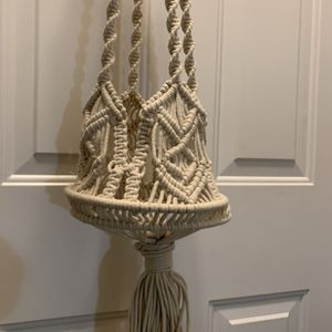 Macrame Hanging Plant Holder for Sale in Kent, WA