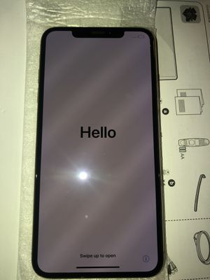 iPhone XS Max ICloud Locked for Sale in Chino, CA