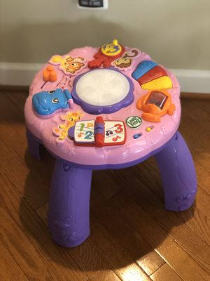 Leap Frog Activity Table for Sale in Frederick, MD