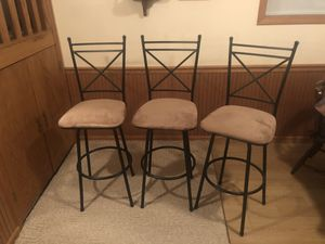 Bar stools for Sale in Orland Park, IL
