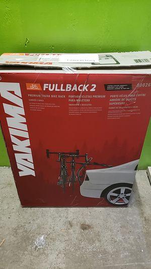 Yakima Full Back 2 bike rack for Sale in Carver, MA
