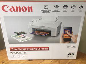 Canon Printer - Print/Copy/Scanner/wireless - Pixma TS3122 for Sale in Reston, VA
