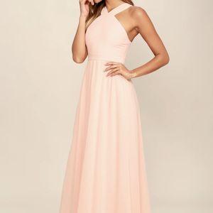 Lulus Formal Floor Length Dress for Sale in Ashburn, VA