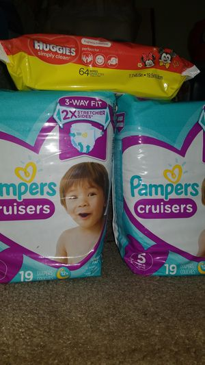Pampers bundle for Sale in Houston, TX
