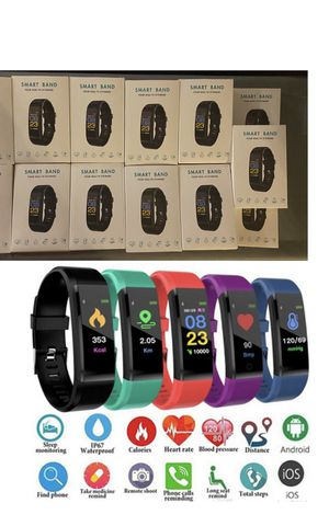$14 Smart Band watch tracker GPS for Sale in Kissimmee, FL