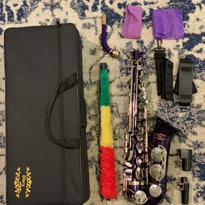 Saxophone- Glory, Alto, Purple for Sale in Largo, FL