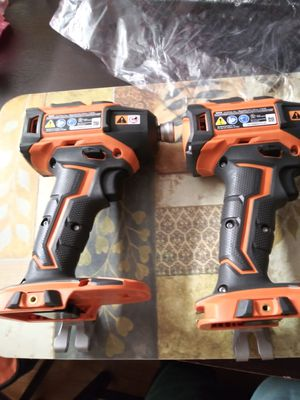 Ridgid impact drills for Sale in Midlothian, IL