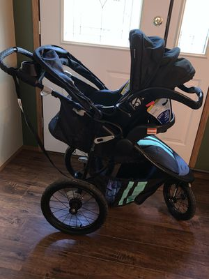 Baby Trend Jogger and Car seat for Sale in Morgantown, WV