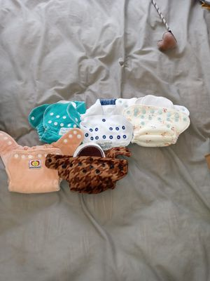 Newborn cloth diapers for Sale in Leesburg, FL