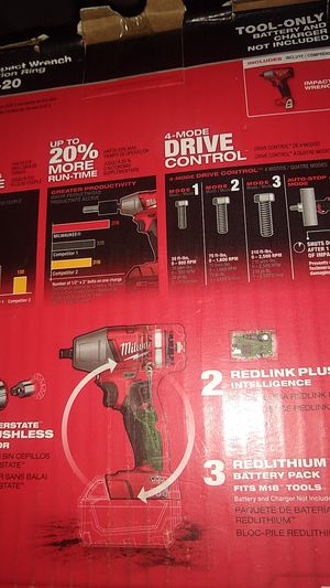 Impact wrench only make me an offer for Sale in Flagstaff, AZ