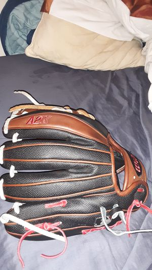 Wilson a2k baseball infield glove for Sale in Walnut Creek, CA
