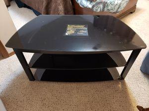 Black TV stand for Sale in Wichita, KS